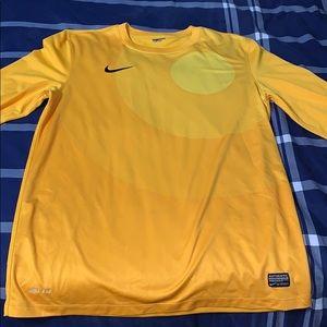 Nike Soccer Goalkeeper Jersey